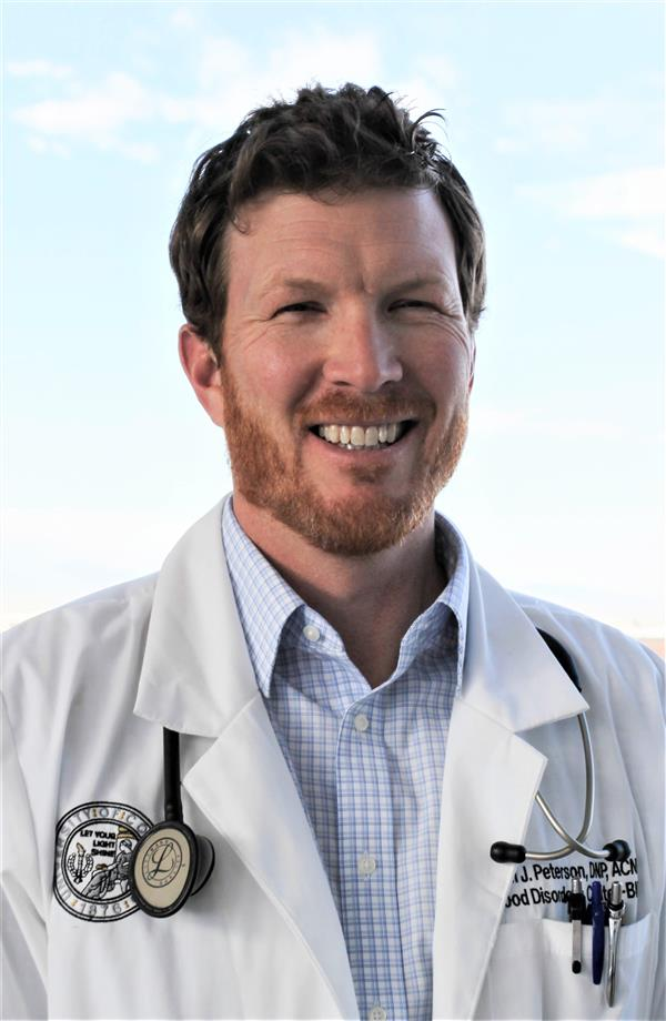 Photo of Glen Peterson, DNP, ACNP, RN