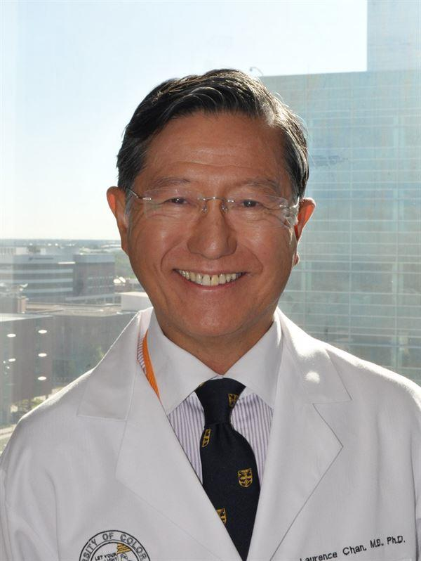 Photo of Laurence Chan, MD, PhD, MS