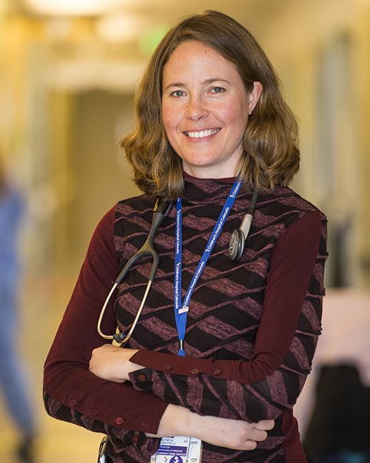 Kathryn Chatfield, M.D.