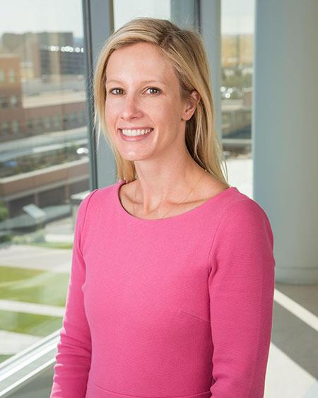 Emily Gottenborg, MD, assistant professor in the division of Hospital Medicine at the University of Colorado School of Medicine