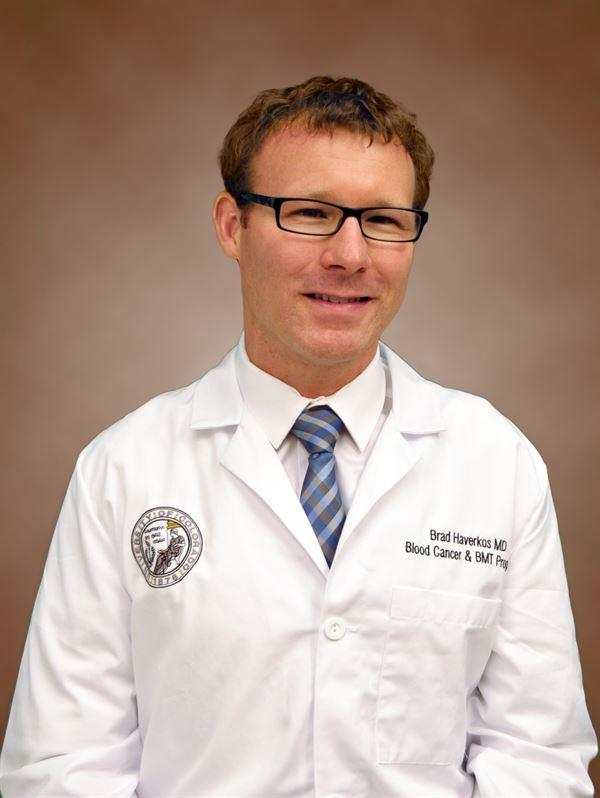 Brad Haverkos,  MD