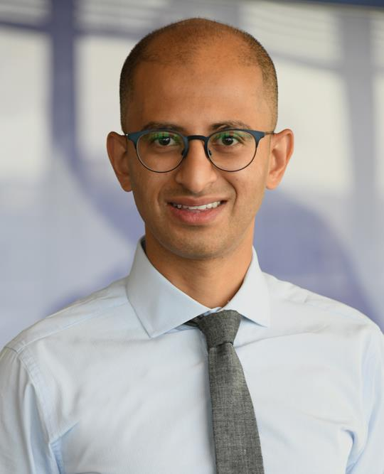 Ahmed Gilani, MD