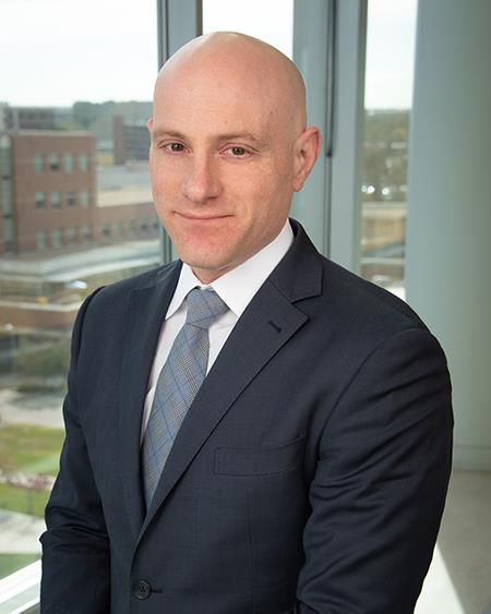 Photo of Justin Merkow, MD