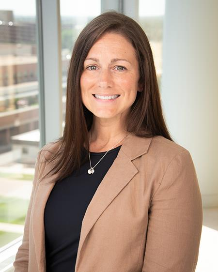 Photo of Tracy Klugger, MS, CCC-SLP