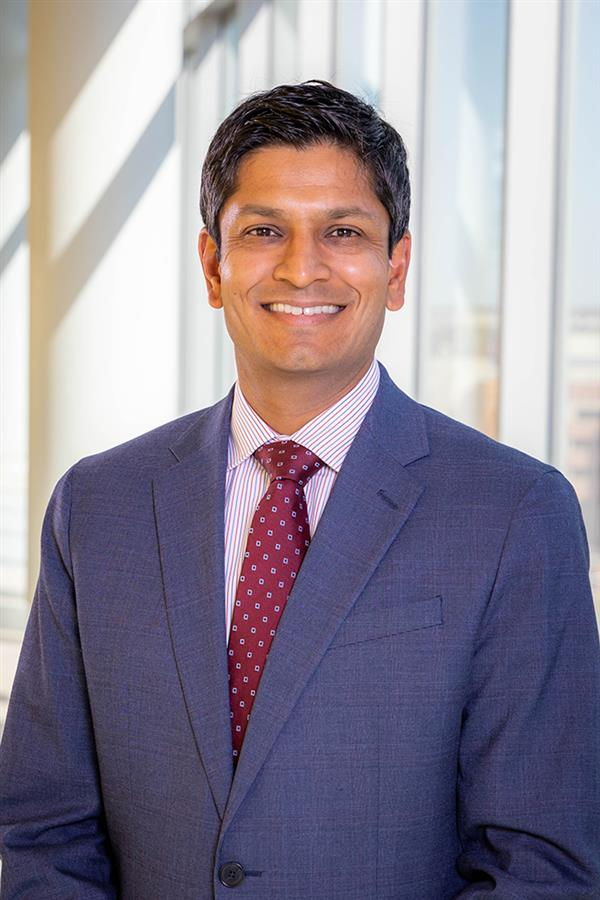 Photo of Neil Aggarwal, MD