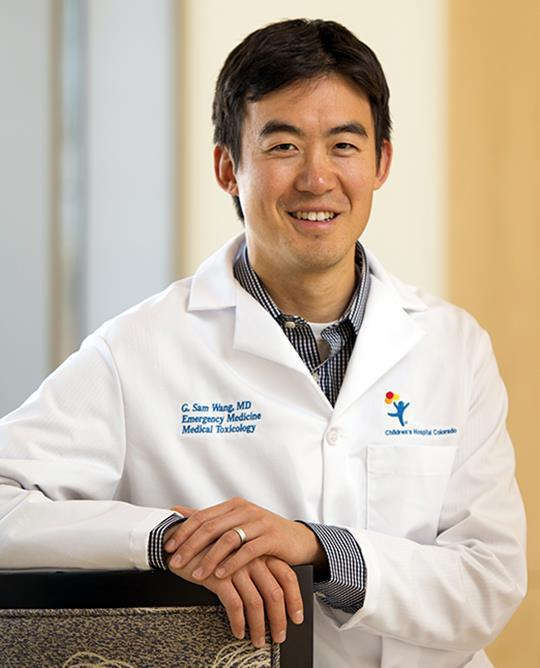 Sam Wang, MD